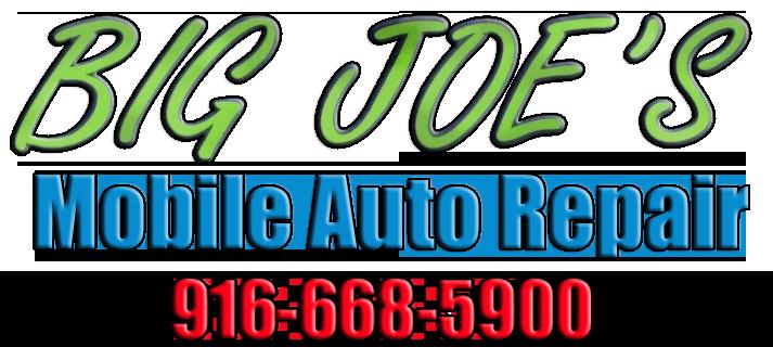 Big joes Mobile auto repair 916-668-5900
